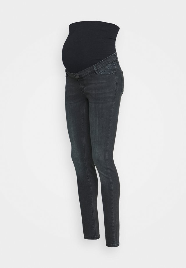 PANTS SKINNY - Jeans Skinny Fit - dark blue