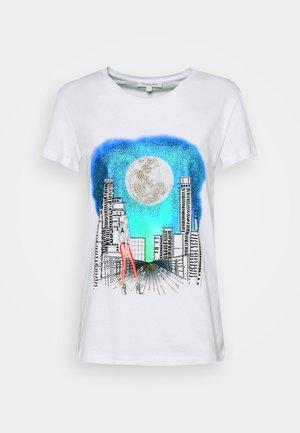 MAGLIA - T-shirts med print - bianco