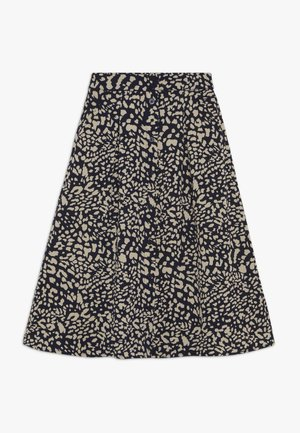 ANNEBEL SKIRT - Áčková sukně - dark blue
