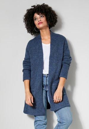 Cardigan - jeansblau