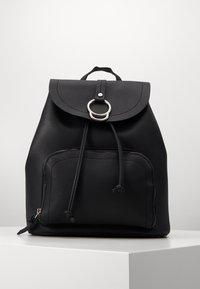 New Look - CLAUDE RING BACKPCK - Rygsække - black - 0