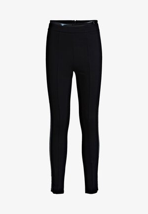 LEGGINS VISKOSEMIX - Leggings - Trousers - schwarz
