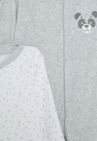 Jacky Baby - UNISEX 2 PACK - Pyjamas - grey/white - 3