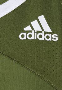 adidas Performance - CLUB TANK - Sports shirt - wilpin/white - 2