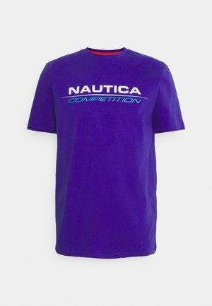 VANG - Print T-shirt - purple
