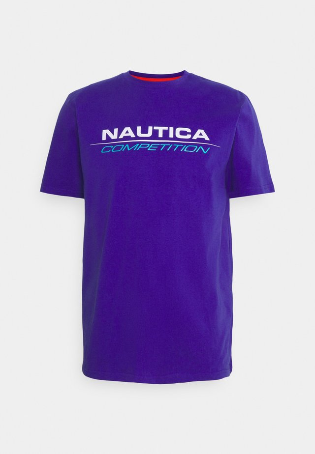 VANG - T-shirt con stampa - purple