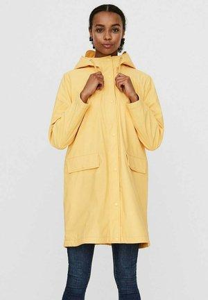 Short coat - cornsilk