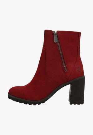 ALLINGTON - Classic ankle boots - purple