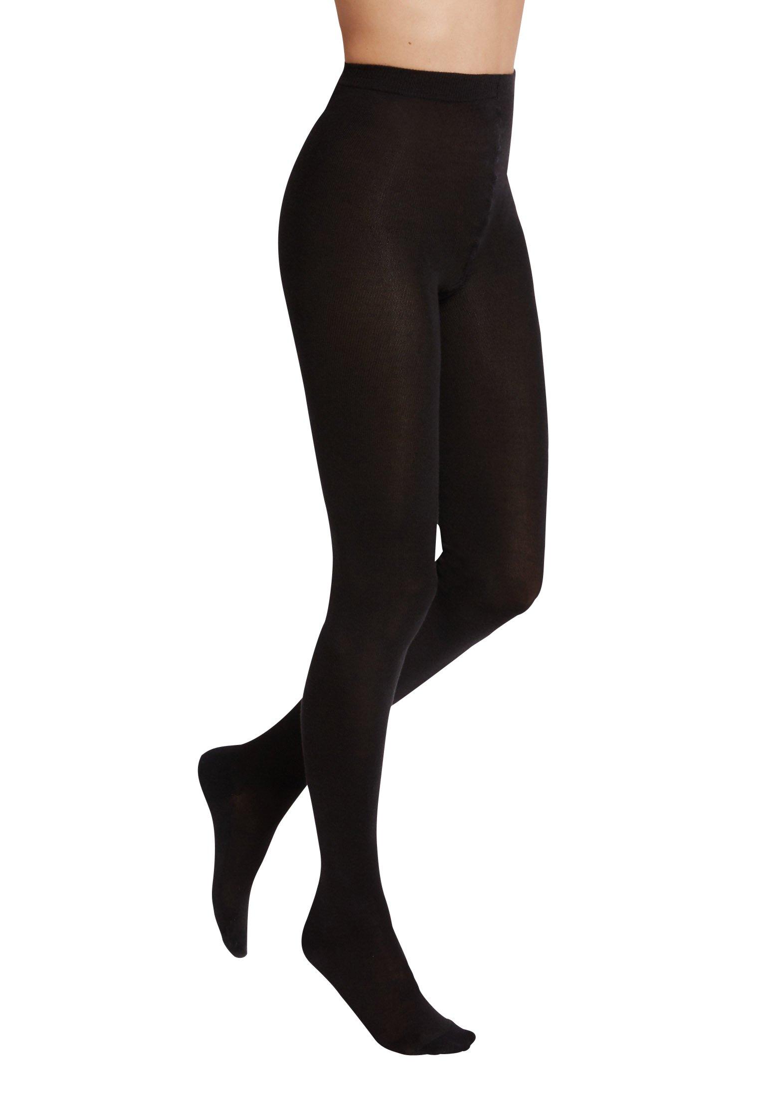 Femme CASHMERE/SILK TIGHTS - Collants