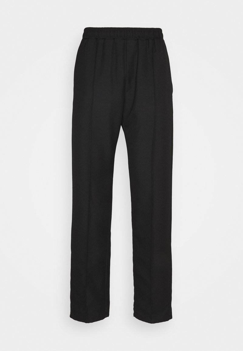 Won Hundred - CHASE SUIT - Trousers - black