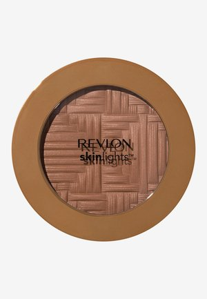POUDRE BRONZANTE SKINLIGHTS - Blusher - 002 cannes tan