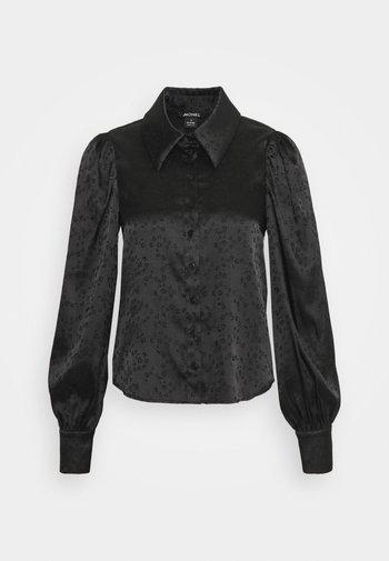NALA BLOUSE - Overhemdblouse - black