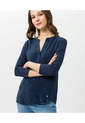 STYLE CLARISSA - Long sleeved top - indigo