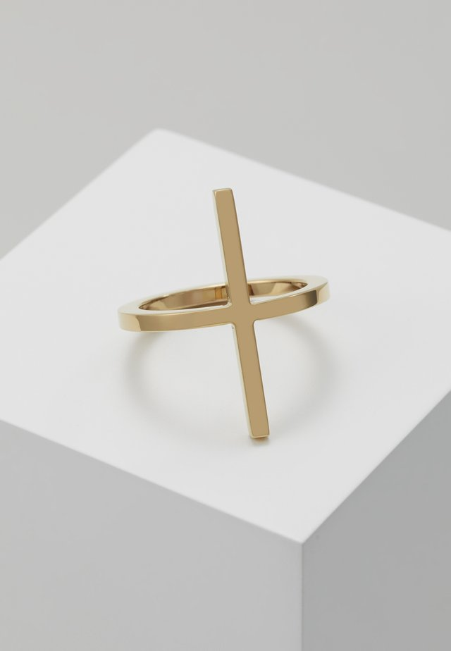 DASH - Ring - gold-coloured