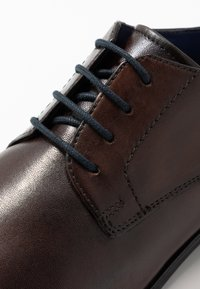 Bugatti - MORINO - Smart lace-ups - brown - 5