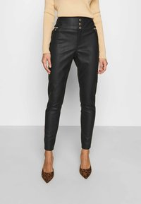 River Island - Bukse - black - 0
