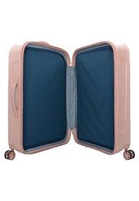 Delsey - TURENNE - Wheeled suitcase - light pink - 5