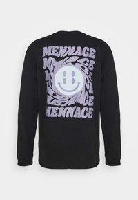 Mennace - UNISEX  - Long sleeved top - black - 1