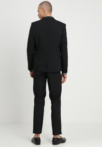 Twisted Tailor - HEMINGWAY SUIT - Completo - black - 3