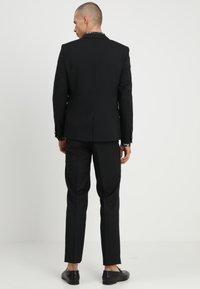 Twisted Tailor - HEMINGWAY SUIT - Suit - black - 3