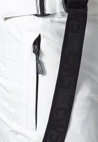 CMP - MAN PANT - Zimní kalhoty - bianco - 4