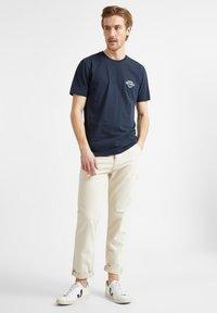 Lee - T-shirt basique - sky captain - 1
