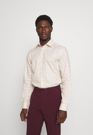 SLHSLIMFORMALSHIRT CLASSIC - Shirt - bright white