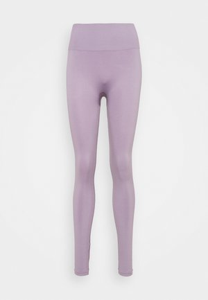 Tights - light lilac