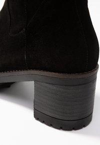 Mellow Yellow - EPONYMI - Platform boots - black - 2
