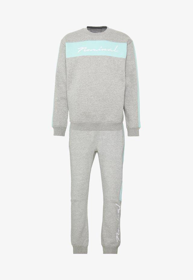 LUCAS - Sweatshirt - grey marl