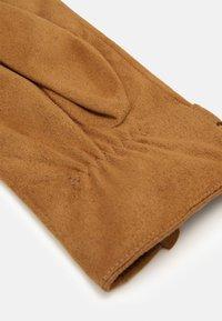 Anna Field - Gloves - cognac - 2