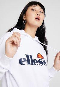 Ellesse - TORICES - Hoodie - white - 3