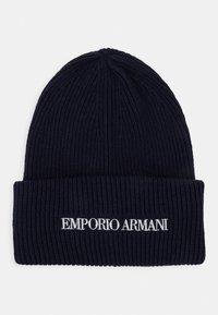 Emporio Armani - UNISEX - Čepice - navy blue - 1