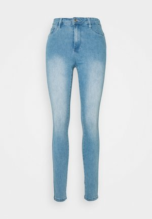 ANARCHY MID RISE SKINNY JEANS - Jeans Skinny Fit - blue