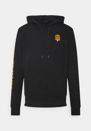 SPECTRAL HOOD - Sweatshirt - flint black