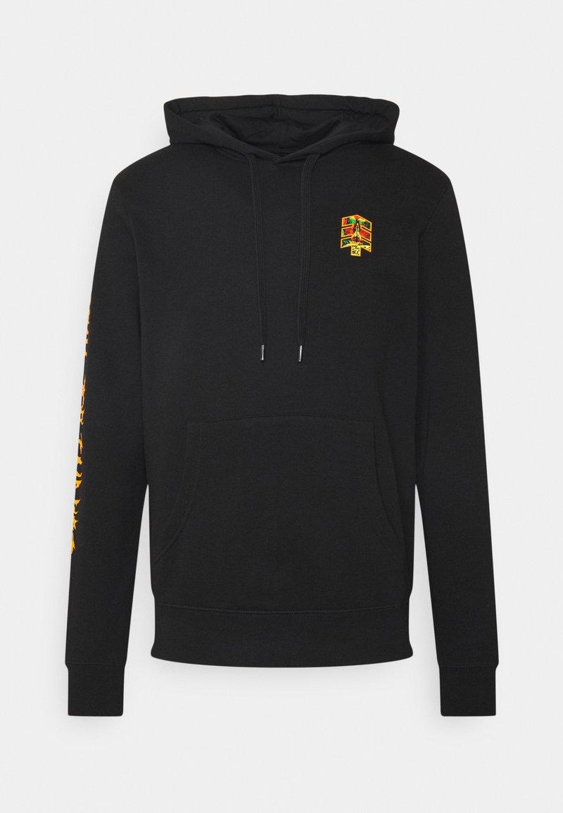 Element - SPECTRAL HOOD - Sweatshirt - flint black