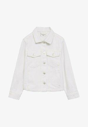 Denim jacket - wit