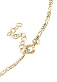 Elli - FUSSSCHMUCK FIGAROKETTE - Bracelet - gold-coloured - 3