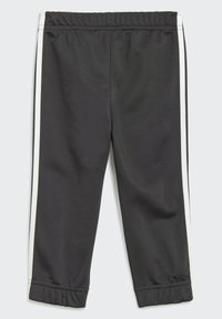 adidas Performance - 3 STRIPES TRICOT TRACKSUIT - Tracksuit - black - 4