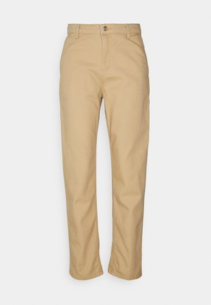 PIERCE PANT - Trousers - tan