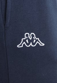 Kappa - SNAKO - Tracksuit bottoms - navy - 3