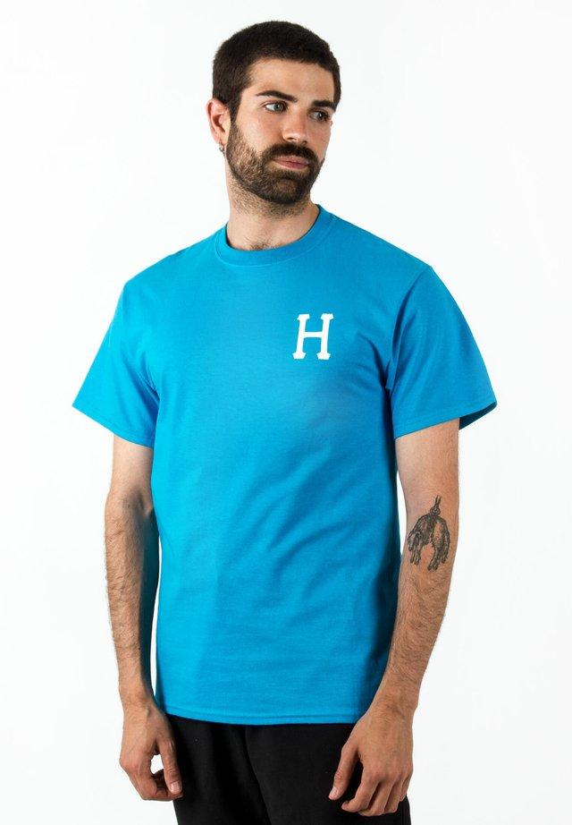 T-shirt print - celadon