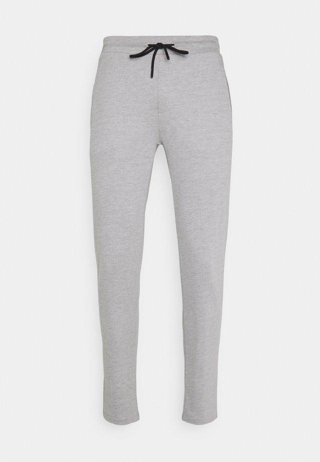 GROPE TROUSER - Kalhoty - stone grey