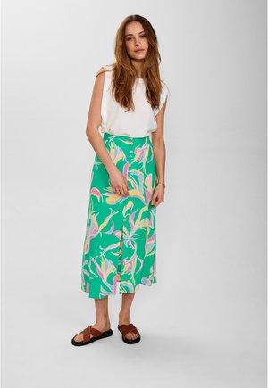 NUCARLY SKIRT - Maxi skirt - blarney