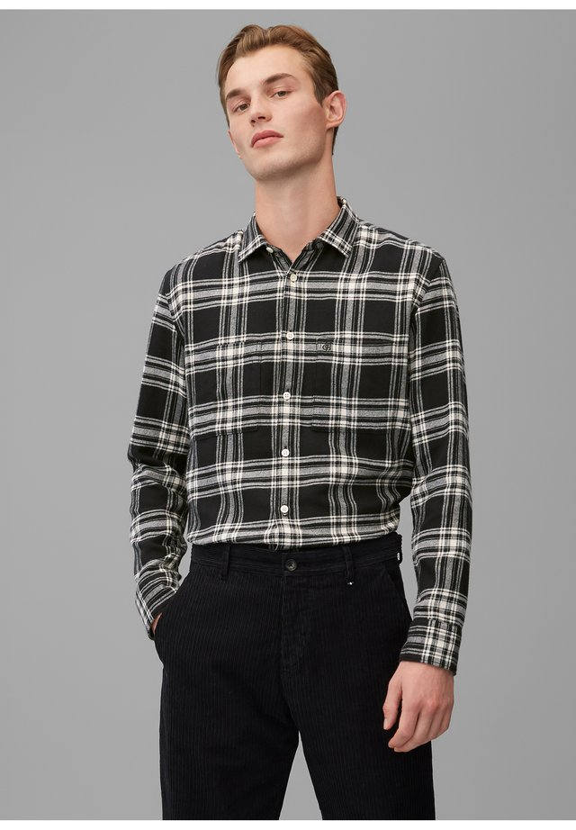 Koszula - multi/black