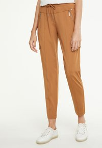 comma - Tracksuit bottoms - camel - 0