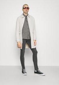 Calvin Klein Tailored - SLIM FIT - Shirt - black - 1