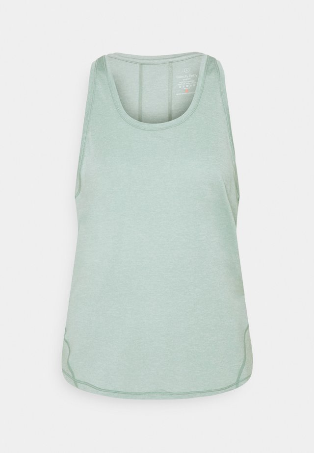 ENERGISE WORKOUT - Sports shirt - marina green