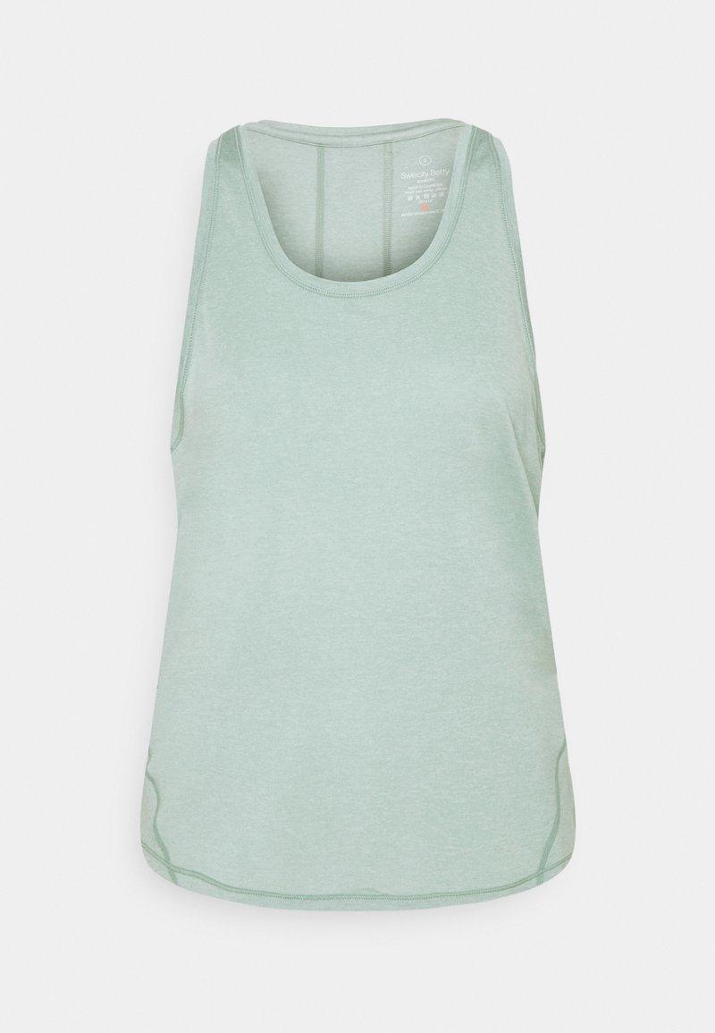 Sweaty Betty - ENERGISE WORKOUT - Sportshirt - marina green
