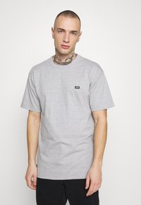 Vans - OFF THE WALL CLASSIC - Basic T-shirt - athletic heather - 0